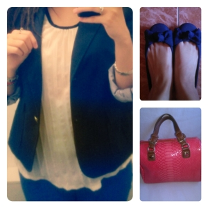 Collage Outfit Casual