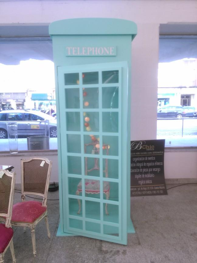 Cabina de telefono