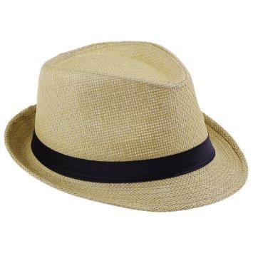 Sombrero cinta azul