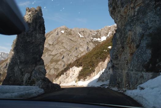 Camino de montaña 2