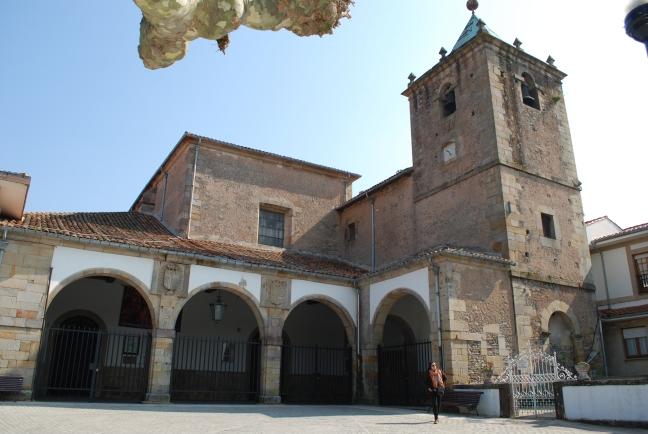 Iglesia desconocida