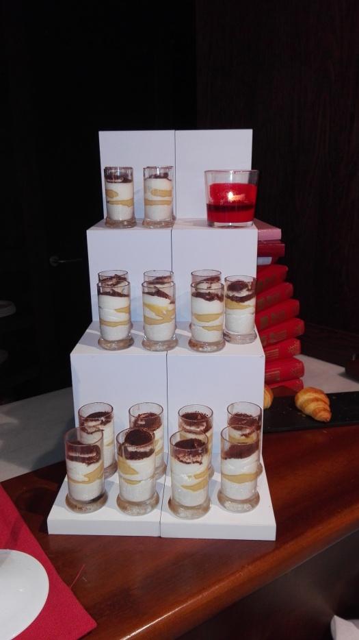 Torre dulce desayuno III